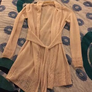 Anthropologie knitted knitted cardigan